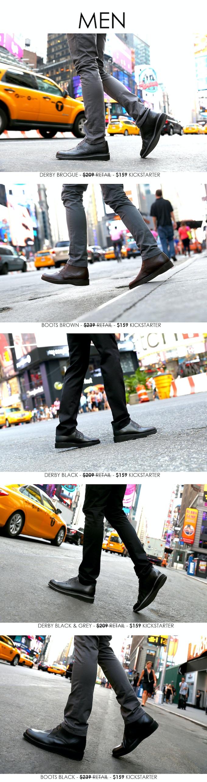 f3c13f5f7b1 SOFT DRESS SHOES by MARATOWN™ — Kickstarter