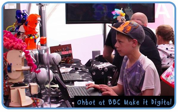 c93f37759977d93173b998b0f6f7c91f original - Ohbot2, una cabeza de robot programable compatible con Arduino