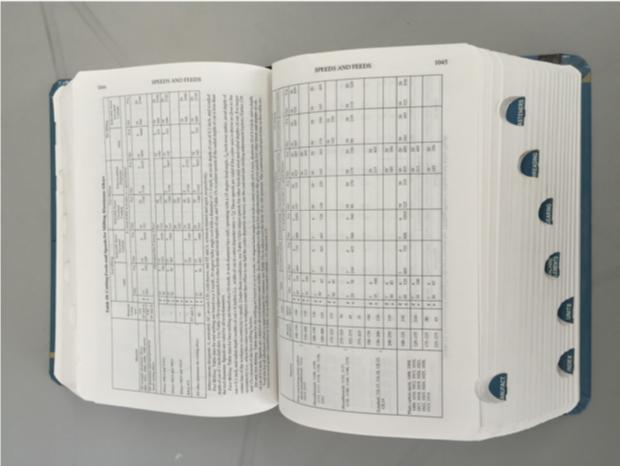 Machinist handbook