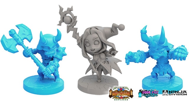 Frostbyte Ravager Warband Models