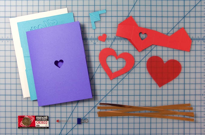 Circuit sentiments diy pop up light up greeting card kits by circuit sentiments are light up pop up greeting card kits with pre cut paper shapes and electronic components learn simple circuitry and paper engineering m4hsunfo