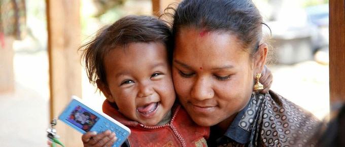Actual Napalese Recipients of Care
