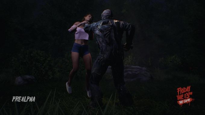 Watch out Jason, she's got a mean kick!