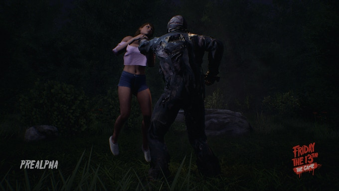 Watch out Jason, she's got a mean kick!