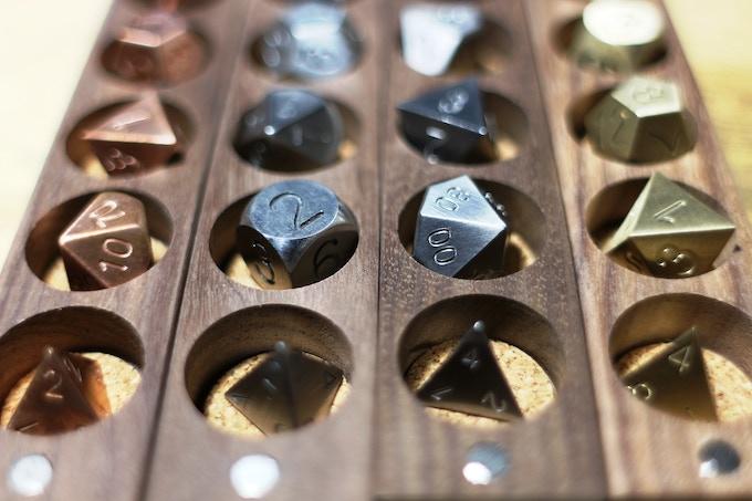 Copper, Brass, Stainless, Tungsten