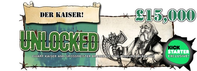 Kaiser Alberich Unlocked!