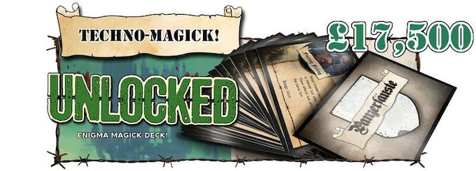 Enigma Magick Deck Unlocked!