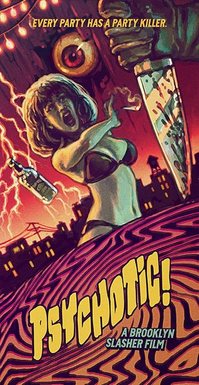 Poster Art by Ryan Mauskopf