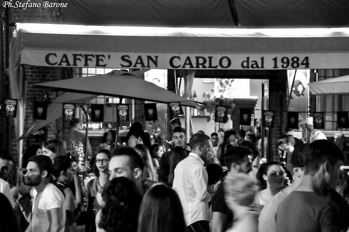 The Wonderful San Carlo Bar