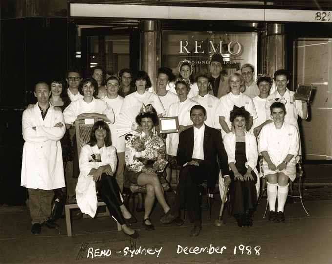 REMO People 1988