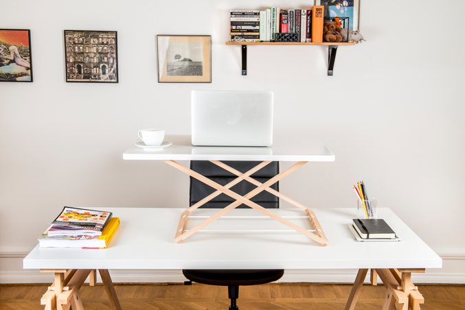 Freedesk The World S Most Available Standing Desk By