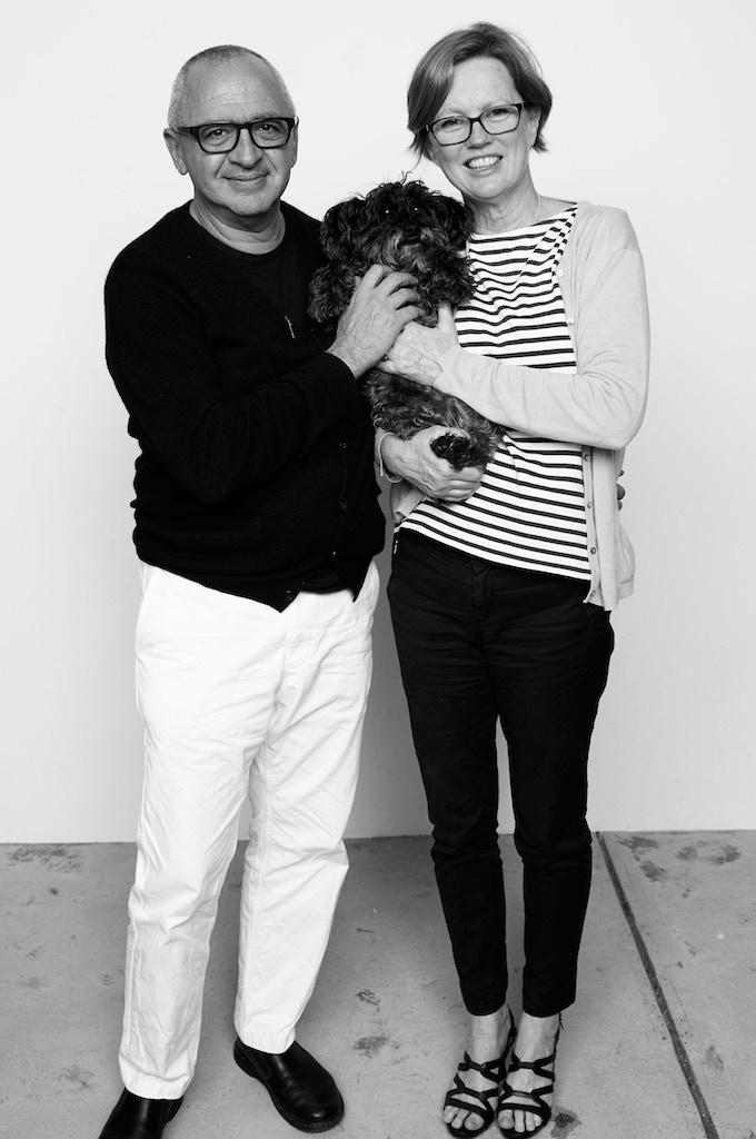 Remo, Melanie & Pearl ~ Photo: Ben Simpson
