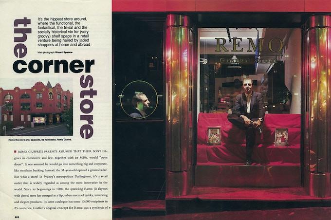 HQ Magazine, 1991