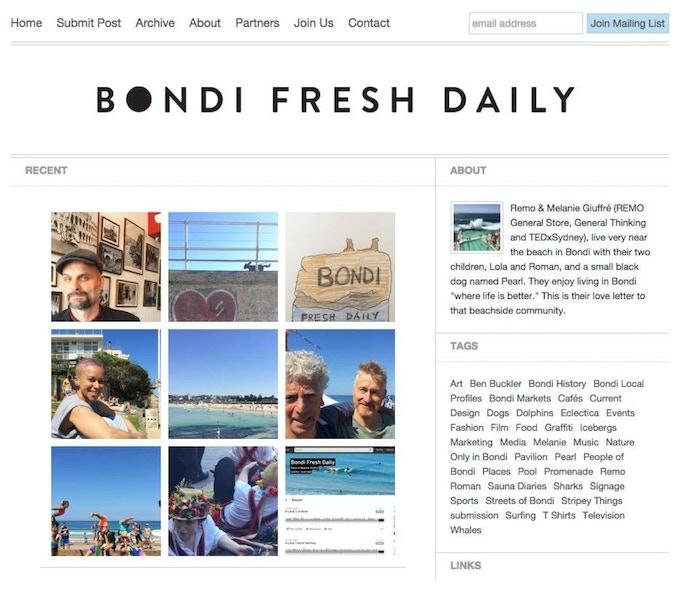 Bondi Fresh Daily