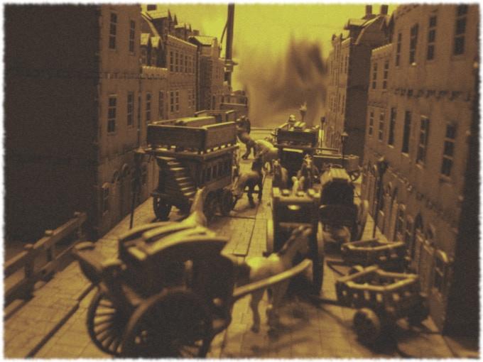 Our take on Dorset Street.