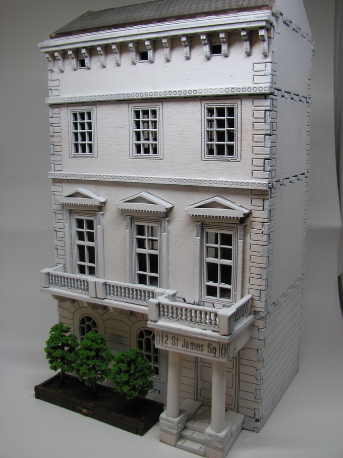 Our take on No.12 St.James' Square.