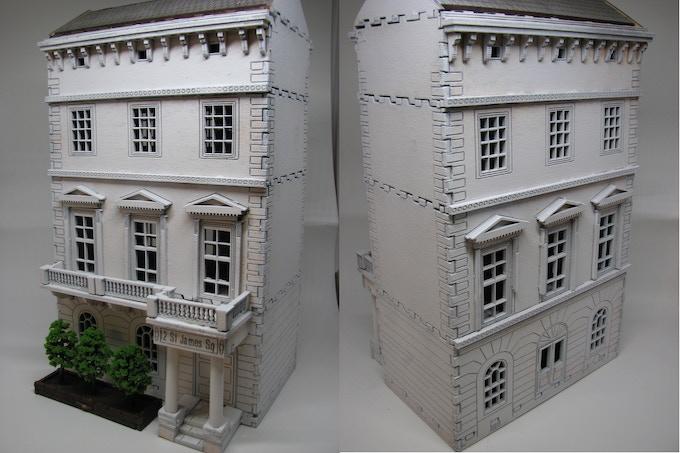 The Lovelace House