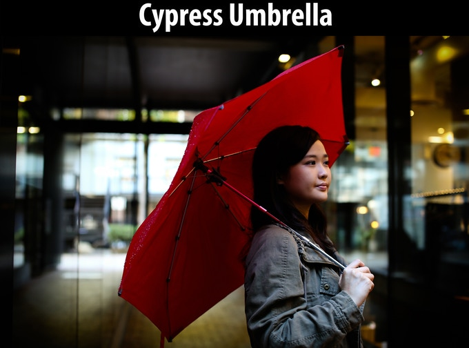 Cypress Umbrella Promises To Be '10 Times Stronger' Than Any Umbrella You've