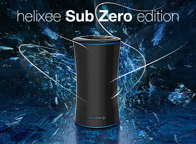 Helixee Sub Zero limited edition - NO HDD