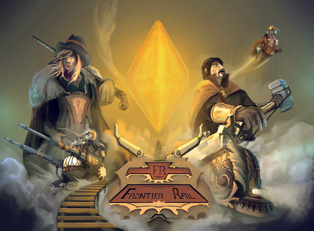 Brass Empire: A Steampunk Deckbuilding Card Game by Mike