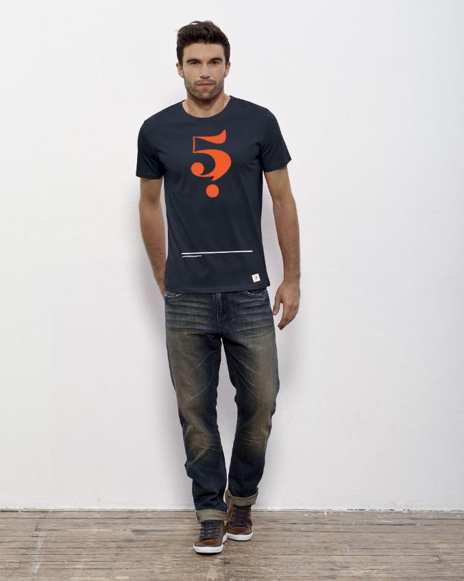 Five Things T-Shirt – £22 plus shipping
