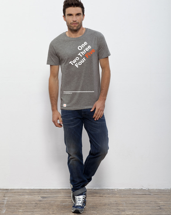 Five Things 'Super Limited Edition' T-Shirt – Limited to 5 as part of the £500 Reward