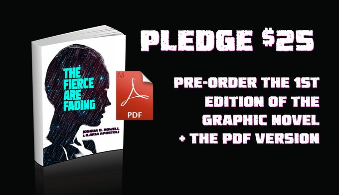 Pledge $25, Get the book and the PDF