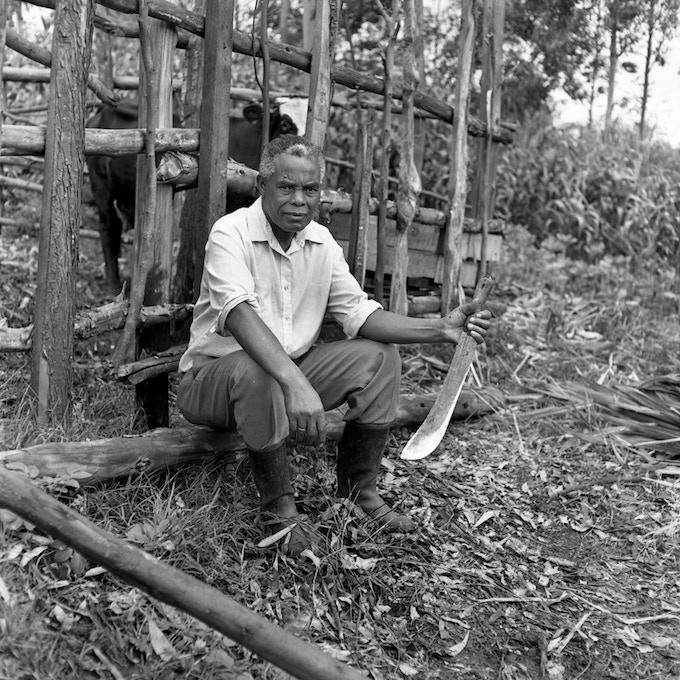 James Thogo, Kamiriithu, Kenya