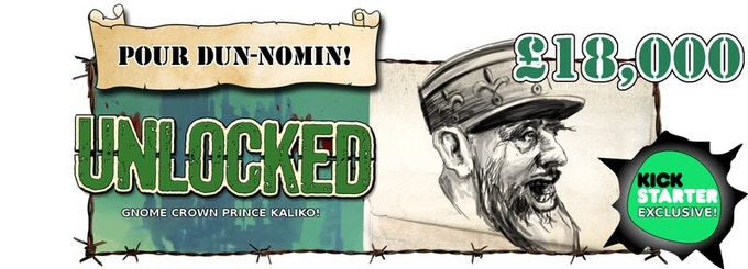 Crown Prince Kaliko unlocked!