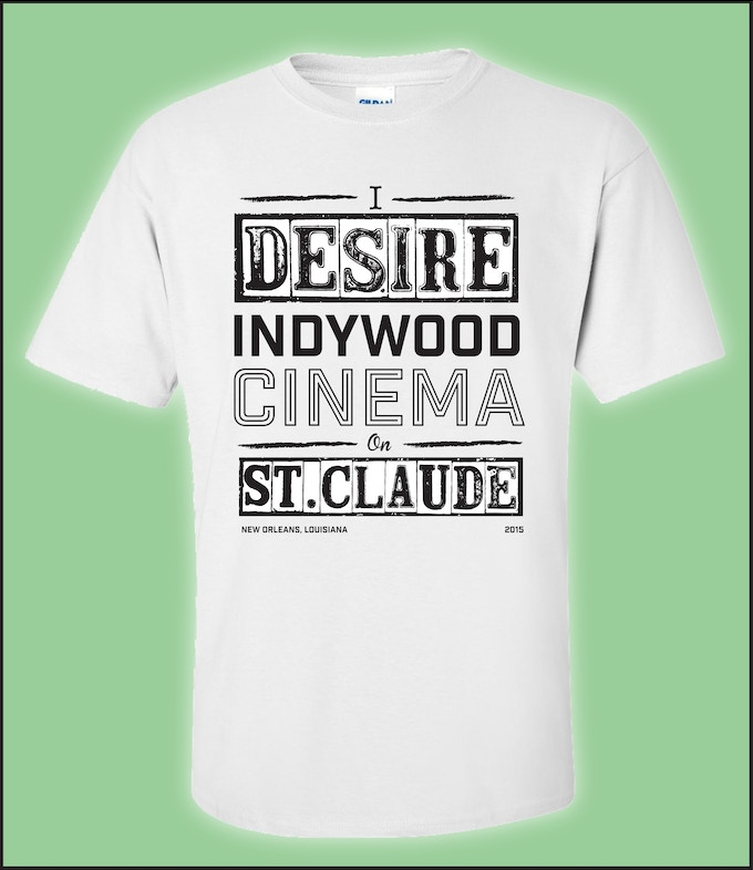 Sport the fact you made Indywood exist!