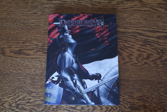 Spanish Edition of King Arthur Pendragon RPG