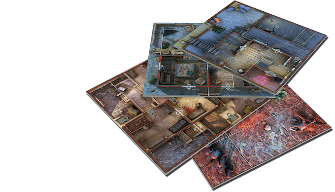 Some map tiles.