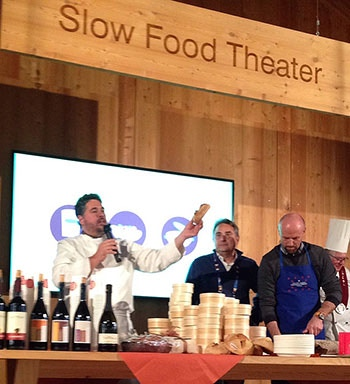 Michel Basaldella - Slow Food Theater
