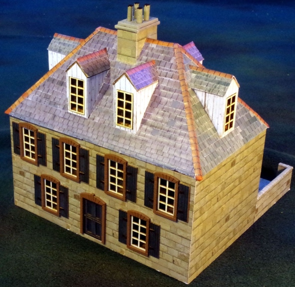Sally 4th Stone Built Detached Normandy House