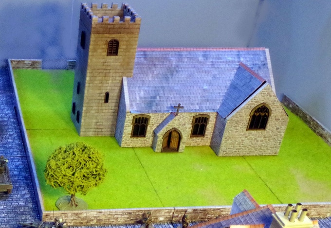Churchyard - 6 sections
