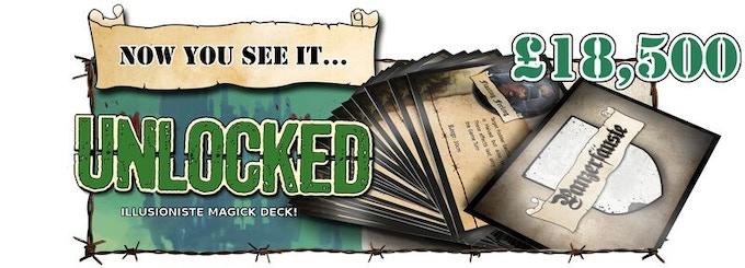 Gnome Illusionism Magick Deck - Unlocked!