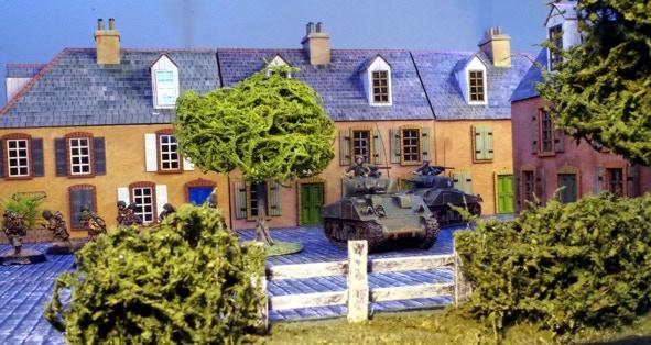 Photo-realistic Normandy Terrain