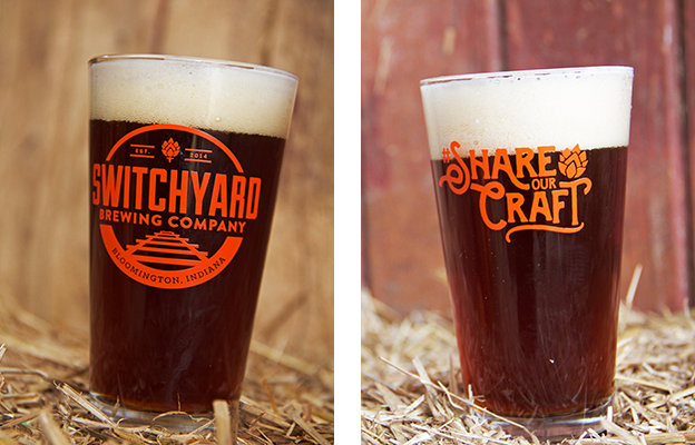 #ShareOurCraft Exclusive Pint Glass