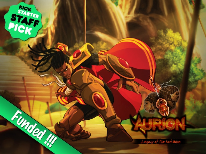 Aurion: Legacy of the Kori-Odan is an African-Fantasy Action-RPG based on a frenetic and creative combat system.
