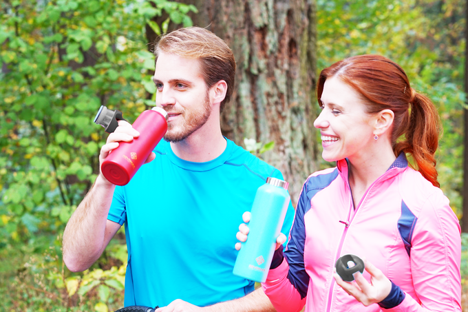 Revomax Bottle A Twist Free Vacuum Insulated Flask By