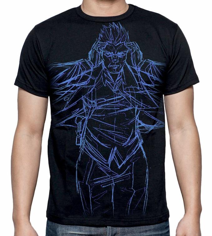 T-Shirt Concept Design!