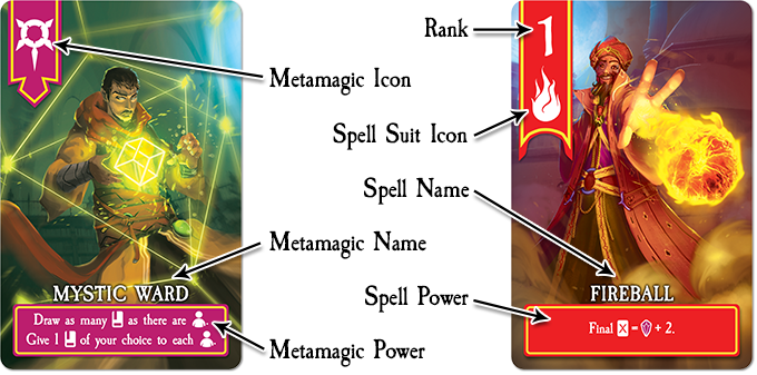 You can play a Spell card off-suit, but you won't get to use its power or get a bonus Shard for Resonating.