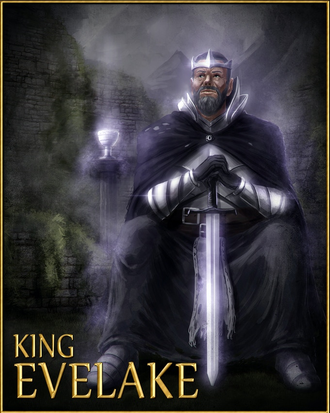 King Evelake