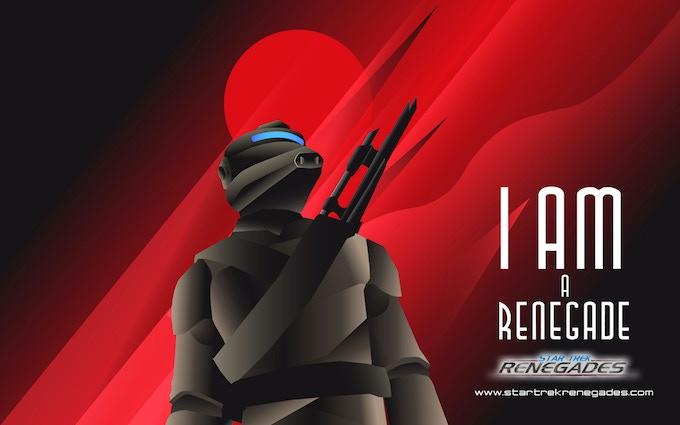 Star Trek: Renegades Episodes 2 & 3 by the Star Trek: Renegades team