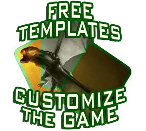 You'll be able to download all templates ready to customize!