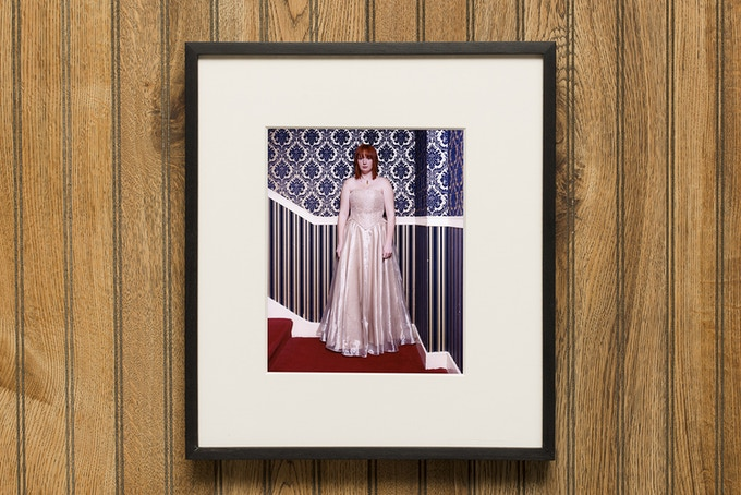 "Pledge $500 - Signed, limited-edition 8X10"" print by Alec Soth"