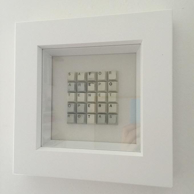 (sold) 259€ SATOR Square #15