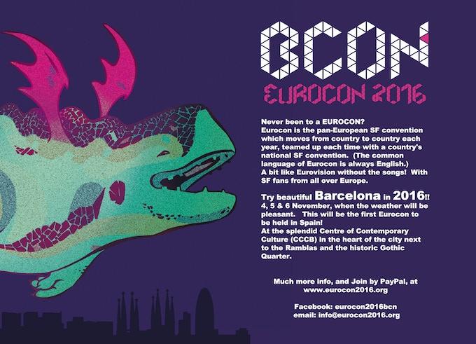 Eurocon 2016