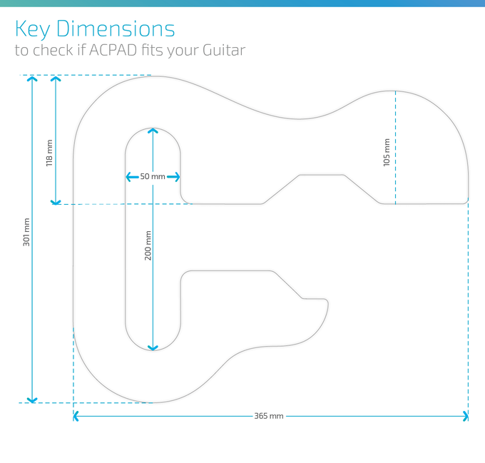 ACPAD - Key Dimensions