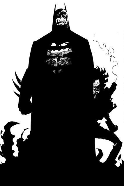 Batman/Joker Commission - $700.00
